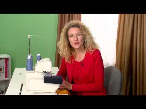 Baby Lock Imagine Serger Overview YouTube Custom Imagine Sewing Machine
