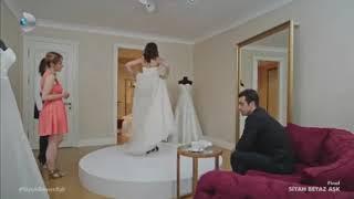 Siyah Beyaz Aşk 32.Bölüm - Ferhat Aslı'nın Dudağına Yapışıyor!
