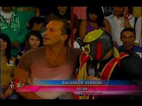 SALVADOR ZERBONI 02-02-2013 SABADAZO - YouTube  SALVADOR ZERBON...