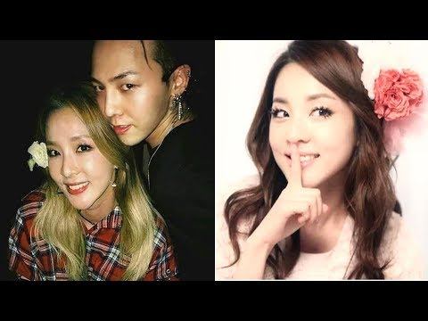 Sandara Park And G-Dragon Attracted Hot Attention With A Dating Rumor