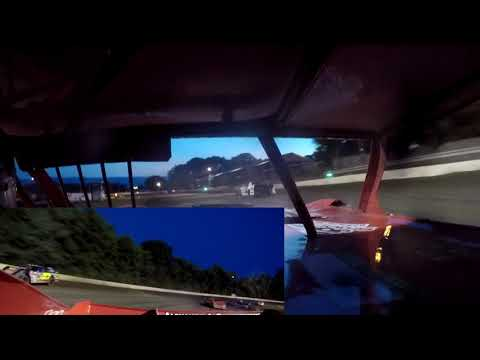 Jeff Crouse Racing.  KRA Speedway.  Super Stock.  7/26/18