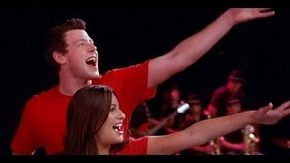 "GLEE - Don't Stop Believin' (S01 E01 ""Pilot"")"