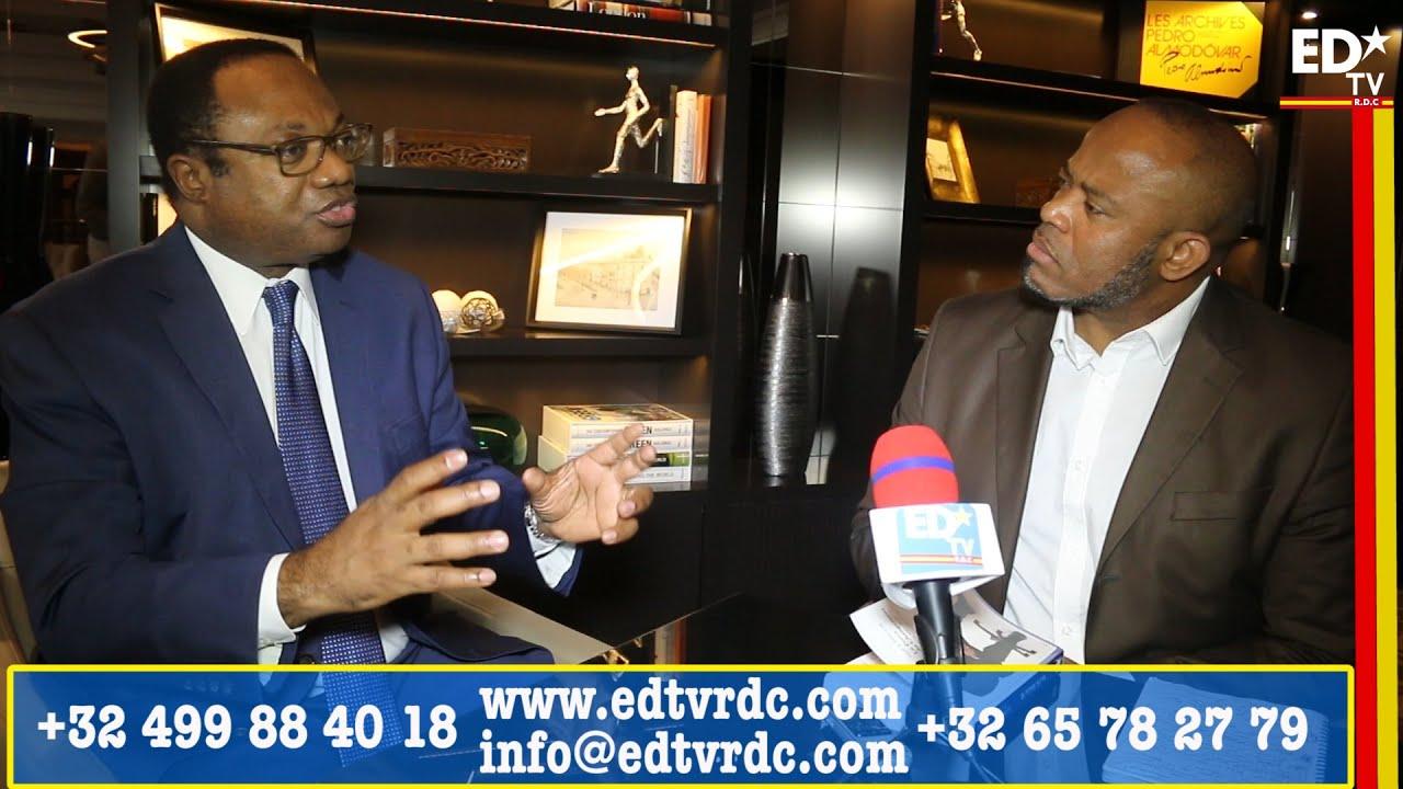 Dr. NOËL TSHIANI: MON PLAN MARSHALL VA REDRESSER LA RD CONGO