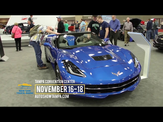 Adstrategies YouTube Gaming - Tampa convention center car show