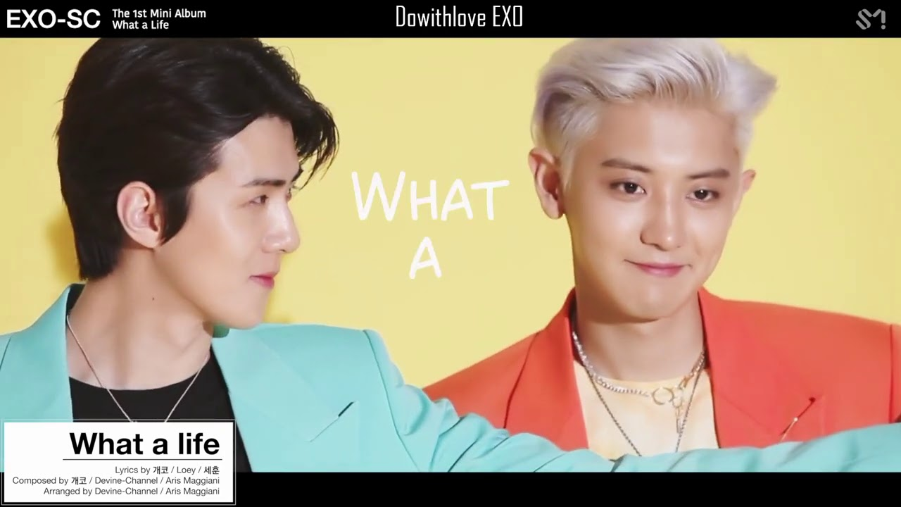 [EXO-SC 2020] Happy We Young 2nd Anniversary~!!!!!!!!!!!!