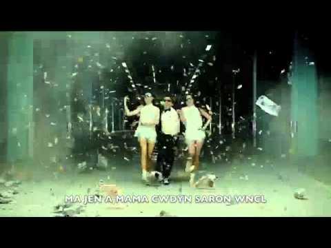 Gangnam Style Cymraeg