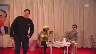 Baby Kim bei Götti | Giacobbo / Müller | SRF Comedy