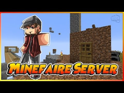 Minefaire server | Boom Mountain and more