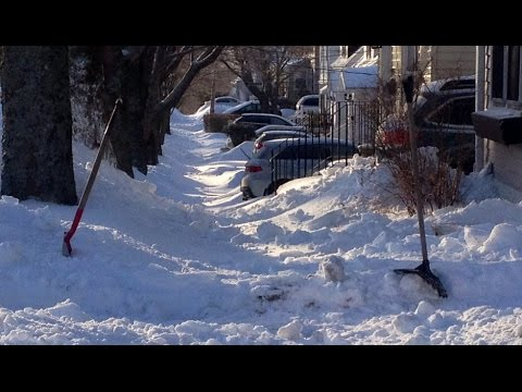 Halifax digs out