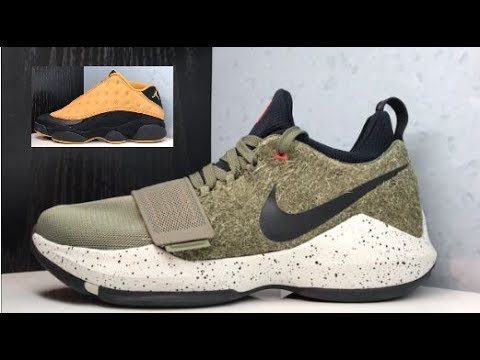 053351f9ac92 Nike PG 1 UNDFTD Undefeated Elements Sneaker Detailed Review + Look at June  2017 Releases