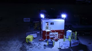 Biggest RC Construction Site in the world working day and night