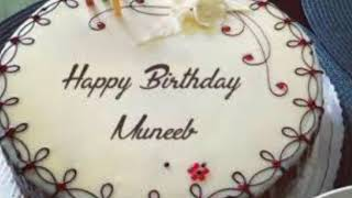 Happy Birthday Muneeb