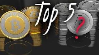 Top 5 Cryptocurrencies You Should Know   Bitcoin, Ether, Litecoin, Monero, Ripple?   Cryptocurrency?