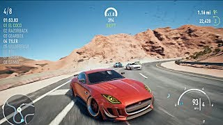 Need For Speed Payback GAMEPLAY! NEW CARS, CUSTOMIZATION, RACING, AND MORE!