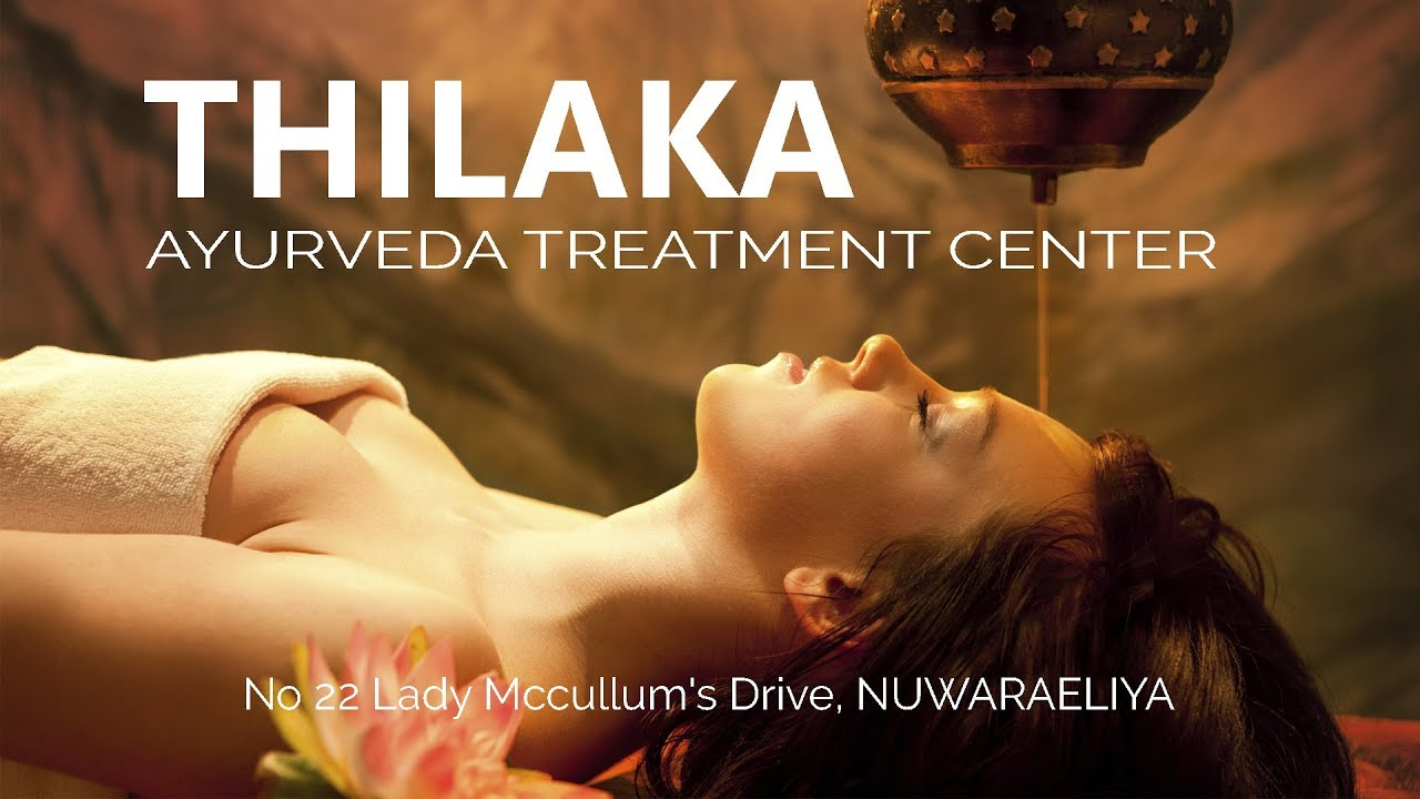 Relaxing nuwara eliya with ayurveda spa