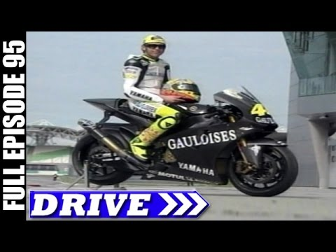 DRIVE TV Show | Rossi Rides Again, Malaysia & More | Full Episode # 95 (HD)