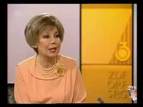 Anneliese Rothenberger - Da Capo   Interview with August Everding 1990