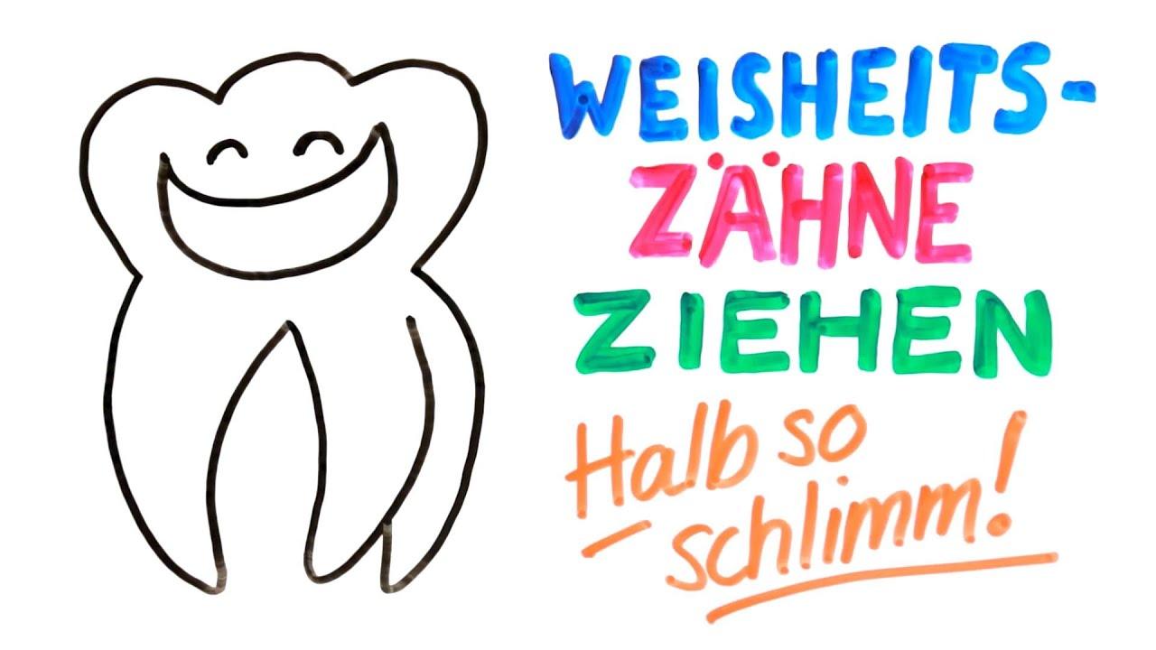Weisheitszu00e4hne Ziehen U2013 Halb So Schlimm! - YouTube