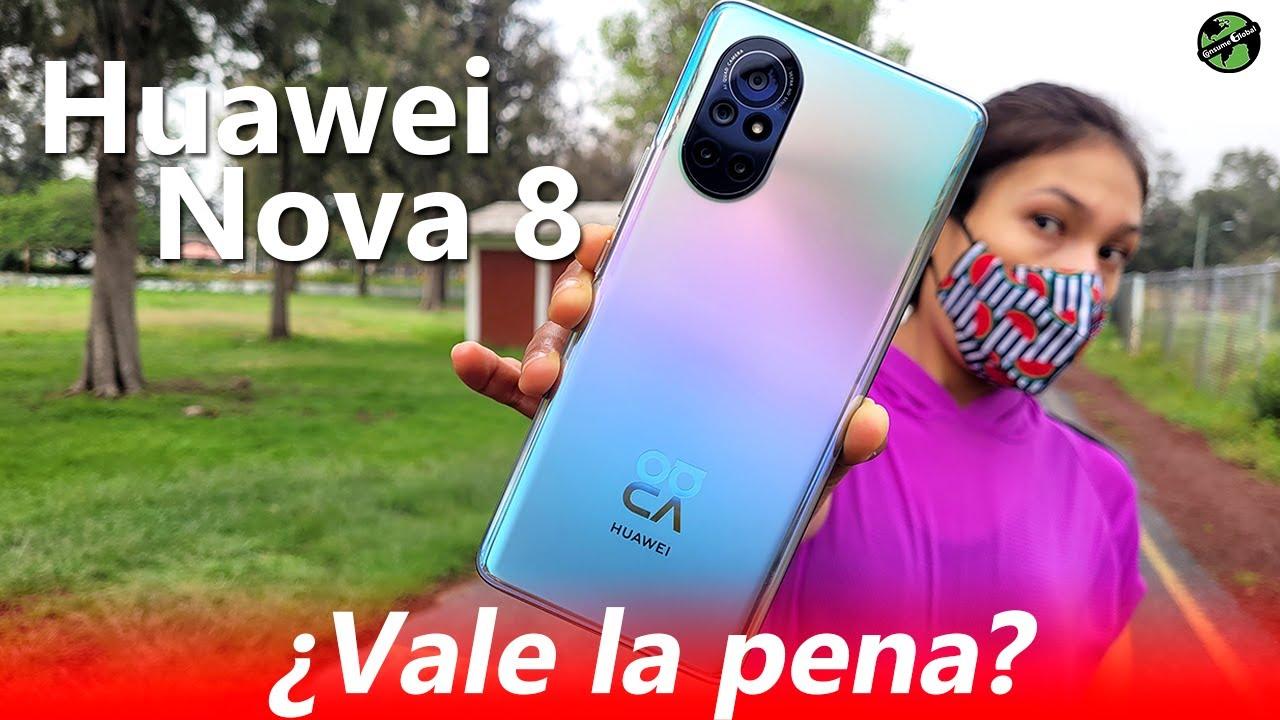 Experiencia de USO Huawei Nova 8 Review en Español   Consume Global