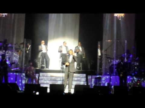 Jaheim sings Luther Vandross A House is Not a Home