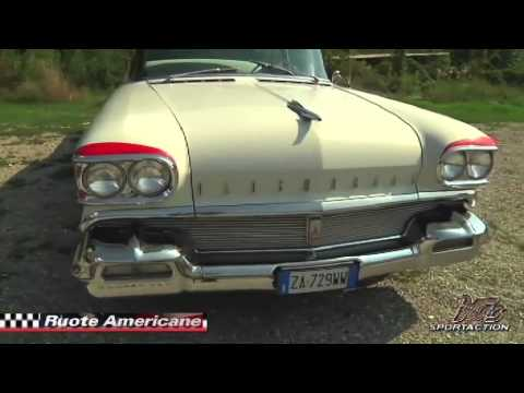 Ruote Americane : H1 Tomb Raider Edition & 1958 Oldsmobile Dynamic 88