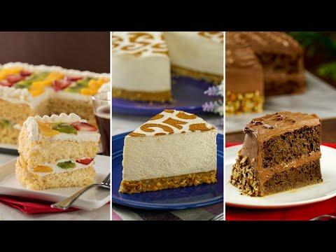 Pasteles para Fiestas | Recetas de repostería
