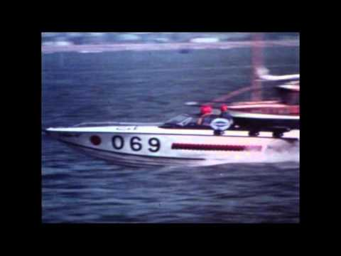 1974 Daily Express & Embassy International Offshore Powerboat Race