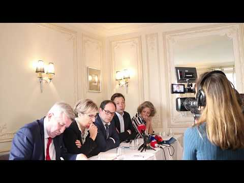 conférence de presse du 19 octobre 2018