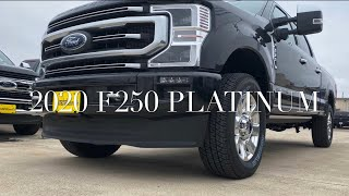 2020 Ford F-250 Platinum 4x4 Review