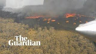 Victoria bushfires: East Gippsland fires update