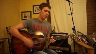 Glimmer - Mallory Knox Acoustic Cover