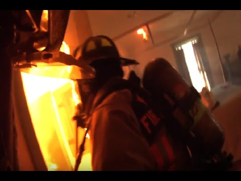 Structure Fire 02/26/2017 Clearbrook, VA