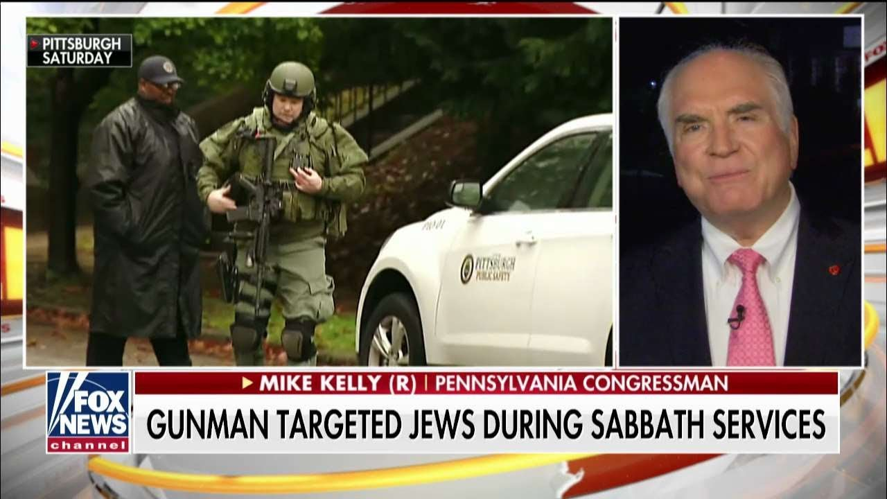 PA Lawmaker Calls for Unity After Synagogue Shooting