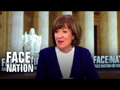 "Collins: ""Ranks right up there"" with the hardest votes she's ever cast"