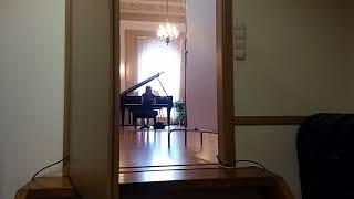 Dominika lat 10 Diabelli Sonatina C op.151 cz III Rondo, Gąsieniec Tarantela