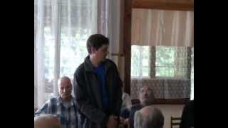 Хамфест Черниговских радиолюбителей Сосница-2012.avi(30 июня - 1 июля 2012г в Соснице прошел HAMfest (фестиваль) радиолюбителей Черниговской области. Более подробную..., 2012-07-05T04:43:22.000Z)