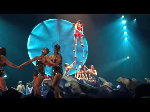 """Pez Volador"" Cirque du Soleil"