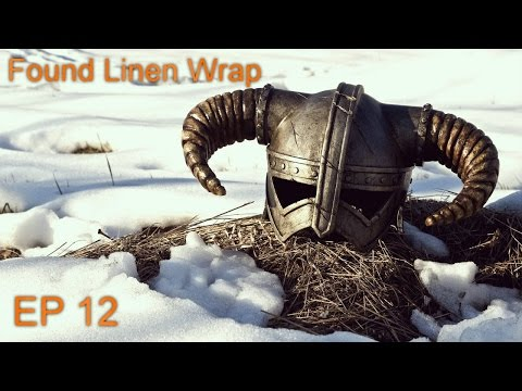 ''Found Linen Wrap'' - SKYRIM SPECIAL EDITION (LETS PLAY EP.12)