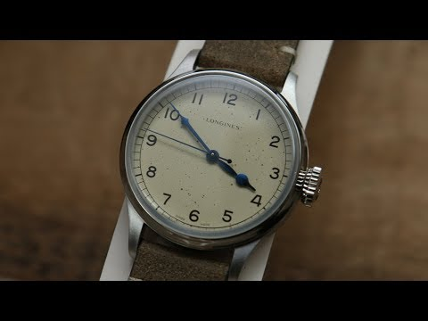 用手錶述說精彩歷史!浪琴表三只復刻款齊亮相