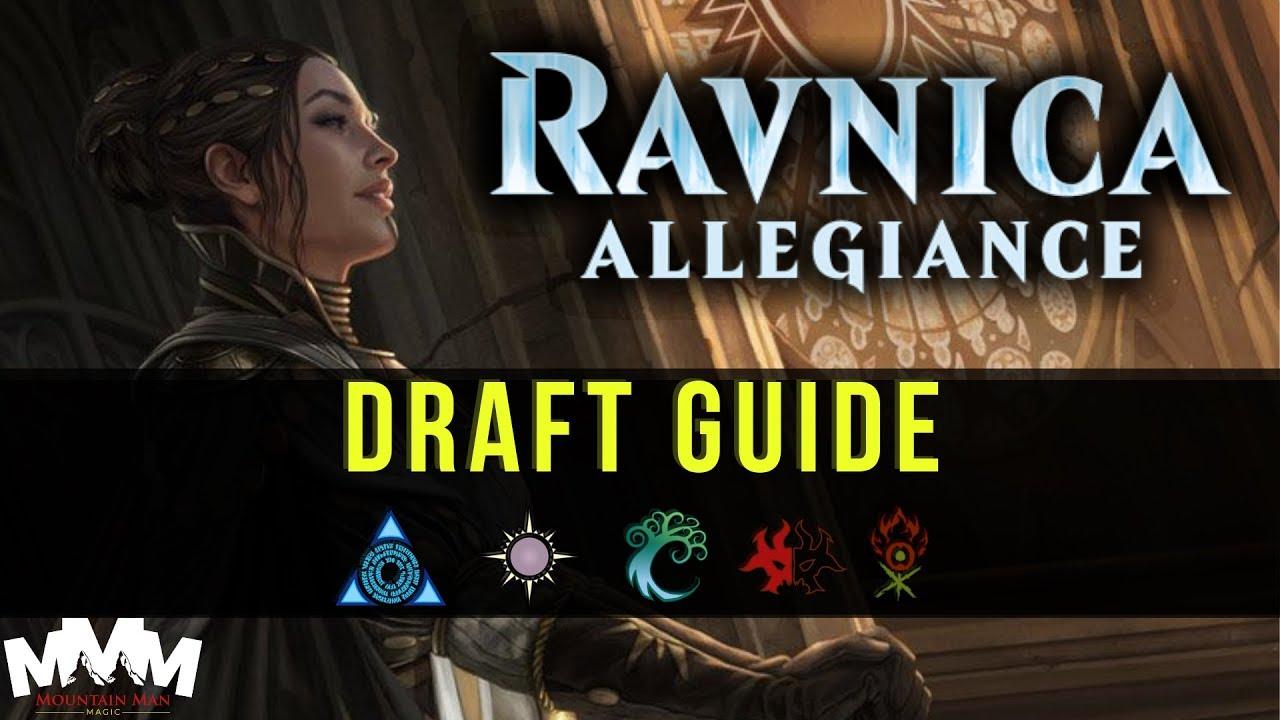 Mtg Arena Draft Guide