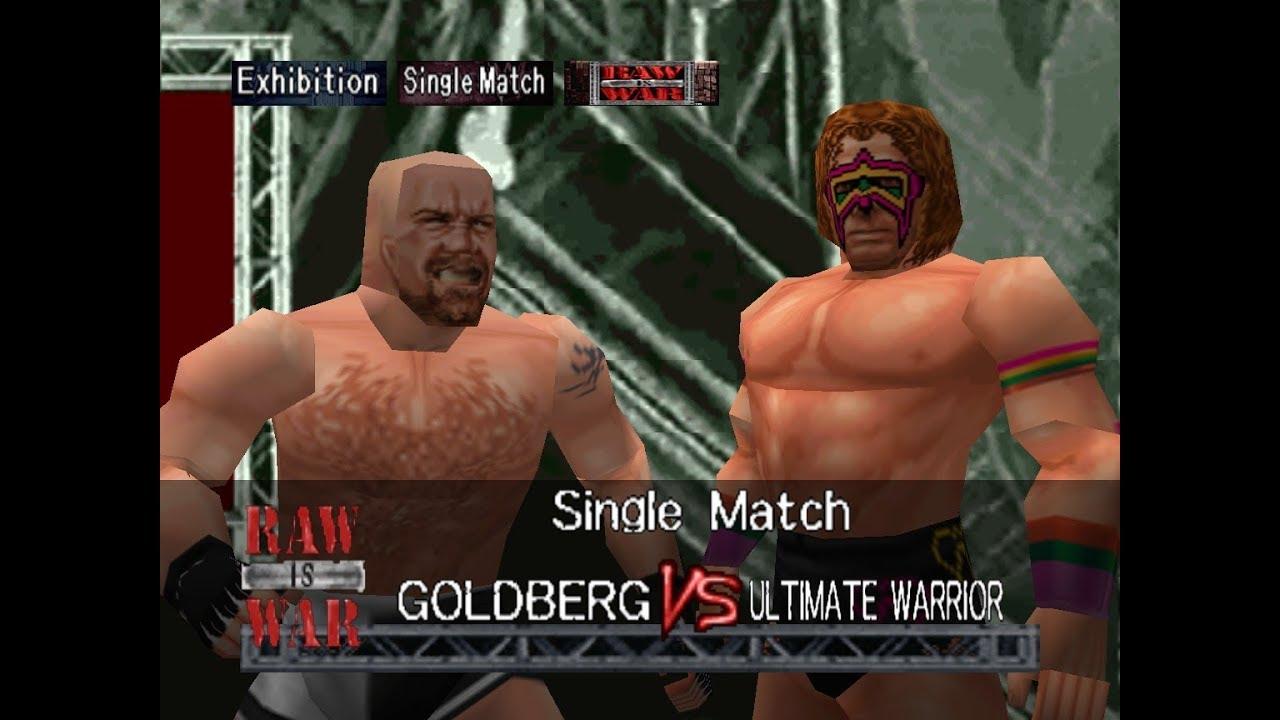 WWF Wrestlemania 2000 Rom Hack Matches - Goldberg vs The ...