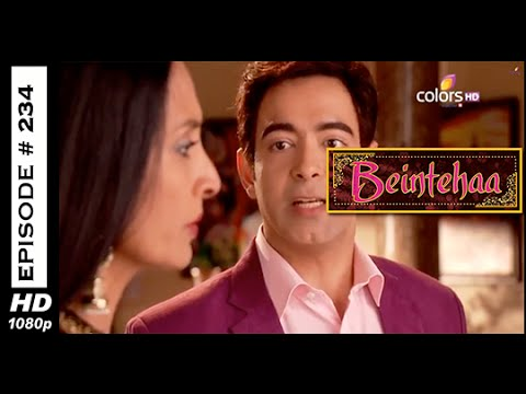 Beintehaa - बेइंतेहा - 18th November 2014 - Full Episode (HD)