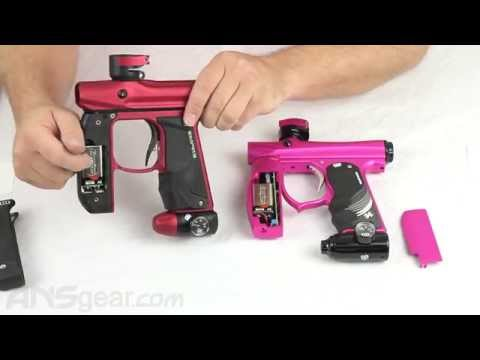 Empire Mini GS Paintball Gun - Review