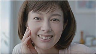 ロート 50のの恵 CM 沢口靖子.
