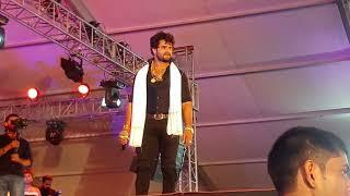#Khesari Lal Yadav and #kajal raghwani super hit Stage show  in Sasaram