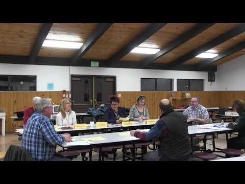Lake County ESD meeting 1-23-18