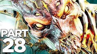 DOOM ETERNAL Walkthrough Gameplay Part 28 - KHAN MAYKR BOSS (FULL GAME)