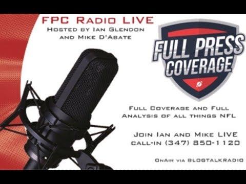 Full Press Radio LIVE - 3/16