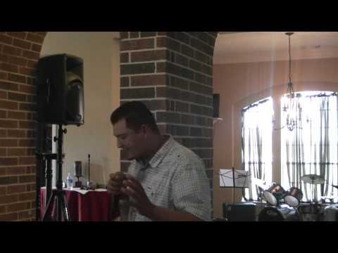 Waging Spiritual War for Christ - Pastor Walter