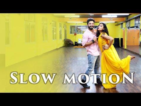Bharat: Slow Motion Song | Dance Cover | Aditi and Mantosh | Salman Khan | Dancercise